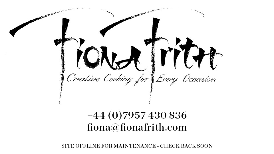 Fiona Frith Catering